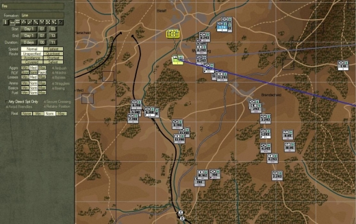 Battles from the Bulge - d1 - 0700 - gauche