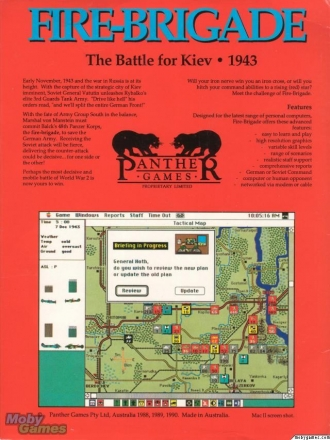 Battles from the Bulge - fire-brigade