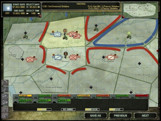 Close Combat - Panthers in the fog - campagne 2