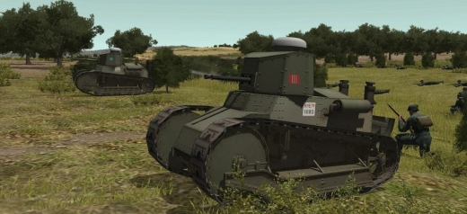 Combat Mission Fortress Italy