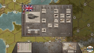 Commander The Great War - technologie