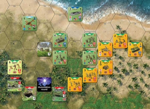 conflict-heroes-guadalcanal-counter-samples