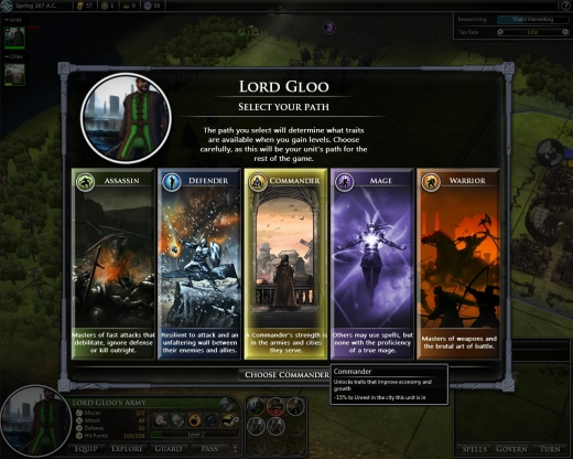 Legendary Heroes - lord path