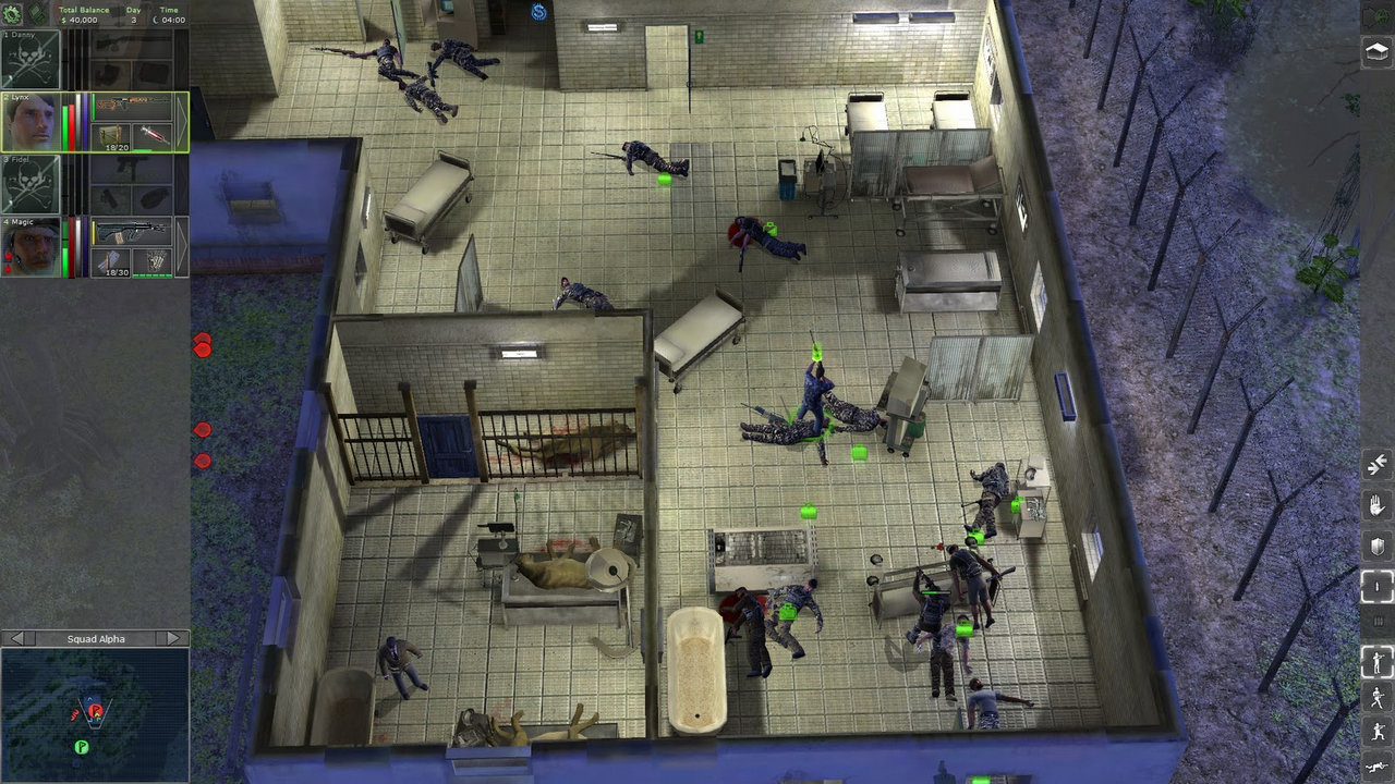 Jagged alliance: back in action / jagged alliance:снова в деле v113g (2012/rus/rus/steam-rip)