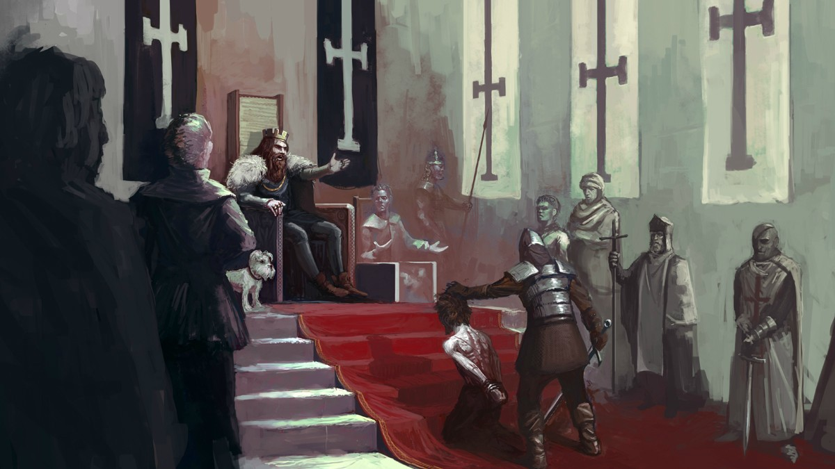 Crusader Kings 2 Concept Art