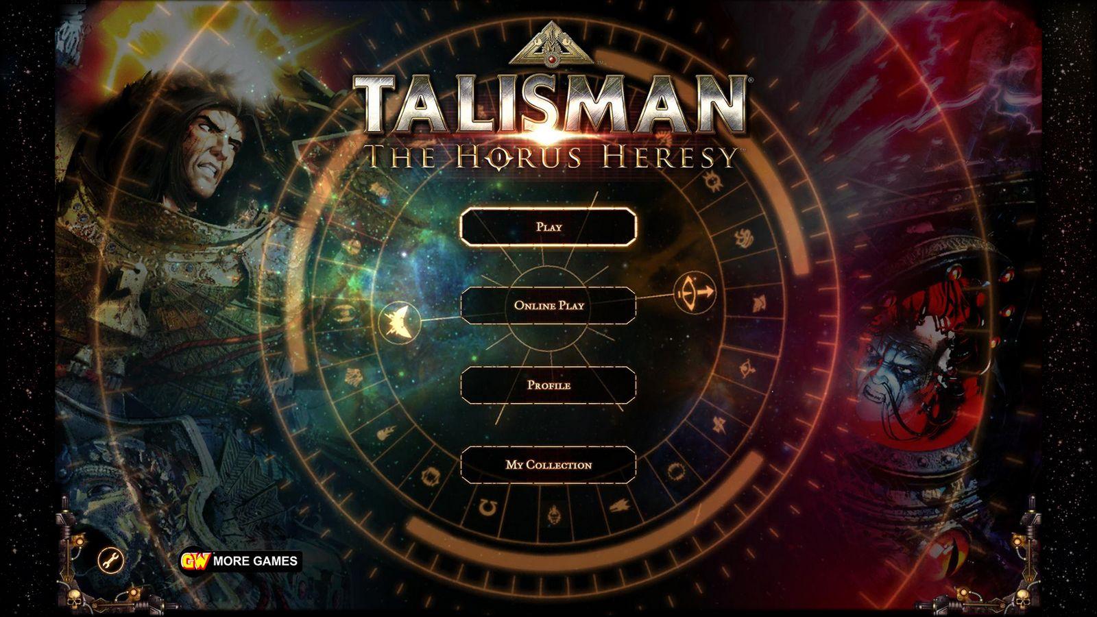 Talisman: The Horus Heresy 2016 pc game Img-1