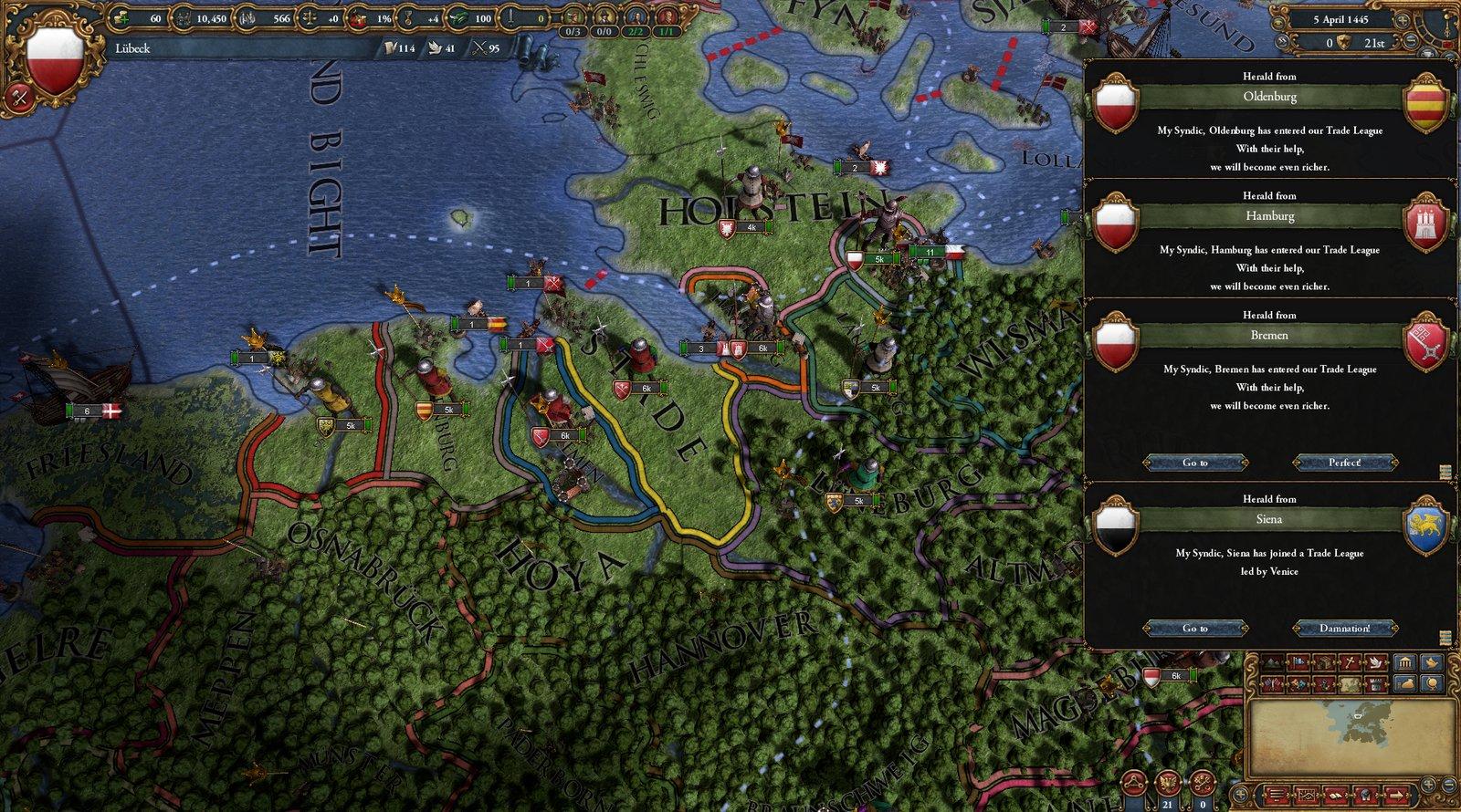 Europa universalis iv trade system