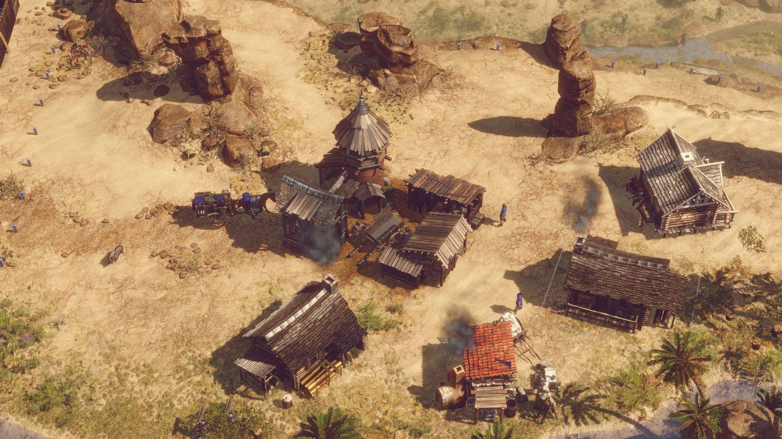 SpellForce 3 : premières images | Gazette du wargamer  SpellForce 3 : ...