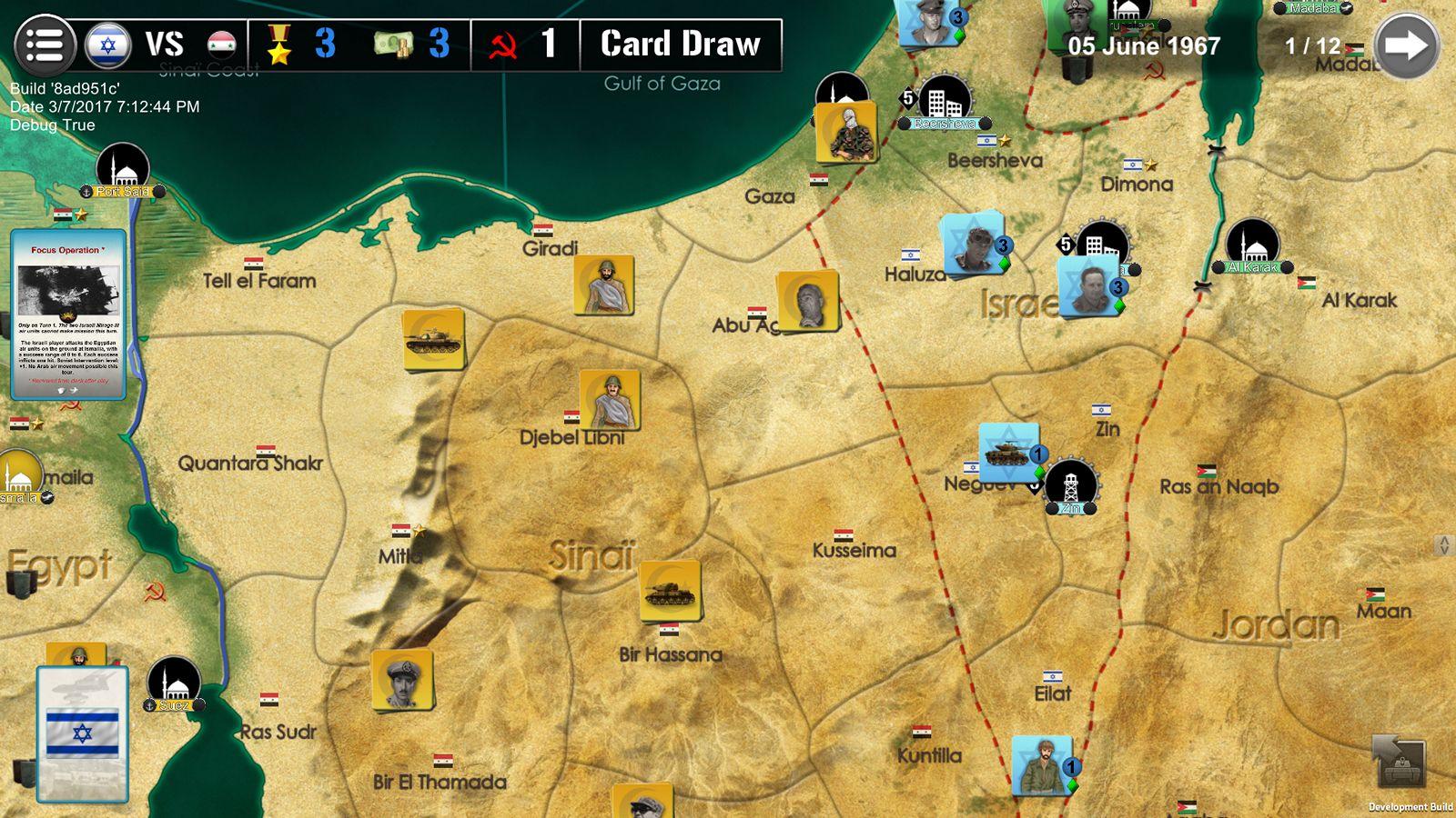 War Across the World Wars-across-the-world-0317-SixDays1967_Map_Screen3