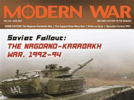 Modern War, Issue #54